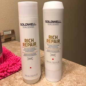 Goldwell Shapoo and Conditioner set